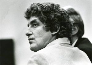 On trial in Palm Beach County, 1987.