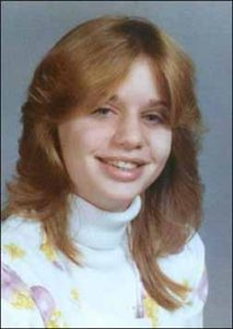 Kim Larrow was staying with her mother in Canton, Michigan the summer of 1981. She said she was meeting a friend for ice cream, or possibly headed to a party at Hines Park. Kim was never seen again.