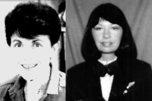 Margarette Eby, Nancy Ludwig.