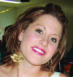 Have you seen Amber McFarland?